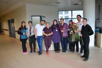 Türk Sağlık sen anneler günü ve hemşireler gününü kutladı