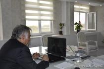 Milli Eğitim Müdürü Hakan Gönen'in Velilerle Çevrimiçi Görüşmesi devam ediyor