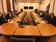Rektör Alma, Nahcivan Devlet Üniversitesi Akademik Yılı Açılış Törenine Katıldı