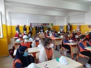 """""""DÜNYA GIDA GÜNÜ""""  ETKİNLİĞİ DÜZENLENDİ"""