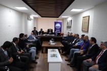 Yeni Dünya Vakfı Cumhur İttifakı MHP Adayına Tam Destek Verdiklerini Açıkladılar