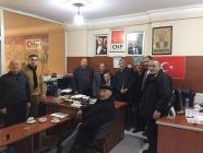 CHP İl Başkanlığına Yardım Artantaş Tekrar Seçildi