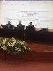 Rektör Alma, Tıp-Sağlık Bilimleri Eğitim Konseyine Katıldı
