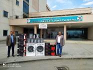 Arçelik Pazarlama A.ş'den  Sağlık çalışanlarına destek