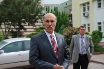 Iğdır Eski Valisi  Hüseyin Çapkın'a FETÖ Gözaltısı