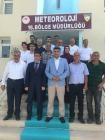 Ak Parti'den Metoroloji  Bölge Müdürlüğüne Ziyaret