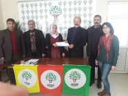 M. Nuri Güneş HDP Iğdır Aday Adaylığını Açıkladı