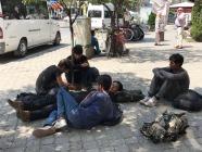 Kaçak Göçmenler Iğdır'a Akın etti