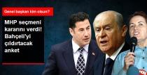Muhaliflerin Yüzünü Güldüren Anket: MHP Seçmeni Bahçeli'yi İstemiyor