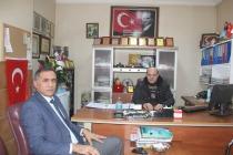 OSB Müdürü Hakan Aras'tan Tebrik Ziyareti