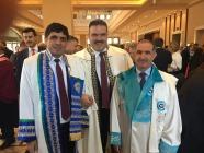 Rektör Alma 2019-2020 Yükseköğretim Akademik Yılı Açılış Töreni'ne Katıldı
