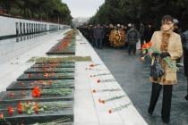 20 OCAK ŞANLI AZERBAYCAN'IN DEVLETÇİLİK TARİHİN'İN EN ŞEREFLİ GÜNLERİNDENDİR
