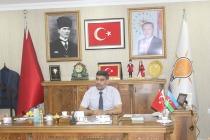 Ak Parti İl Başkanı  Ali Kemal Ayaz, Muharrem ayı hasebiyle bir mesaj yayınladı.