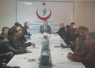 Genel Sekreterlikte İş ve İşleyişler  Eğitim Verildi
