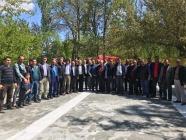 Özer Ertekin Odalar Birliği Başkan Adaylığını Açıkladı