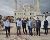 Cuma Namazı Haydar Aliyev Parkında Kılınacak