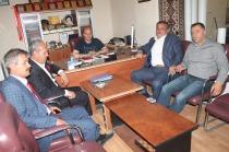 MHP İl Genel Meclis Adayları Seçmeni Sandığa Gitmeye Çağırdılar