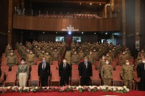 Iğdır'da Güvenlik korucularına hizmet içi eğitim verildi