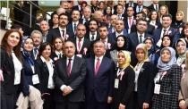 IĞDIR'DA  YILIN ÖĞRETMENİ FATİH RIZA ÇELİK  SEÇİLDİ