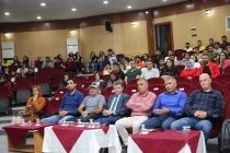 Iğdır Üniversitesinde 'Amatör Sporların Ülke  Sporuna Katkıları' Konulu Konferans Düzenlendi