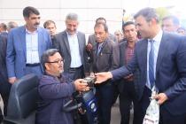 Iğdır Belediyesi Berat Kandili Dolayısıyla Camilerde Vatandaşlara Kandil Simidi İkram Etti
