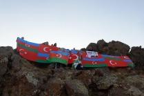Bakü'nün kurtuluşunun  101. yıl dönümü Kutlandı