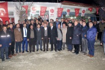 MİLLETVEKİLİ KARADAĞ'DAN BAYRAM BALLI'YA HAYIRLI OLSUN ZİYARETİ