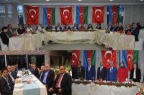 AZERBAYCAN CUMHURİYETİ'NİN 99. KURULUŞ YILDÖNÜMÜ KARS'TA DA KUTLANDI