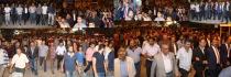 Milliyetçi Hareket Partisi lğdır'da gövde gösterisi yaptı