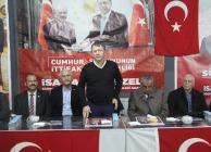 Prof. Dr. Yakup Kumtepe'den Destek Ziyareti