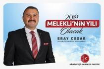 ERAY COŞAR MHP BELEDİYE BAŞKANI SEÇİLDİ
