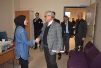 İl Sağlık Müdürü Nevruz EREZ Iğdır Devlet  Hastanesinde Gezi ve İncelemelerde Bulundu
