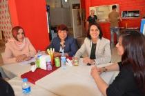Iğdır'da HDP'li kadınlar seçim startı verdi
