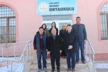Milli Eğitim Müdürü Hakan Cırıt, Okul Ziyaretlerine Devam Ediyor