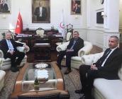 Dr. Alpaslan Erol Tekrar Müdürlüğe Atandı