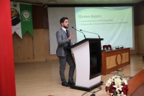 """Iğdır Üniversitesin'de """"Sağlıklı Beslenme"""" Konulu Konferans Düzenlendi"""