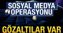 Sosyal Medyada Örgüt Propagandası Yapanlara Operasyon