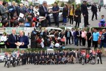 7-15 MAYIS TRAFİK HAFTASI KUTLANDI