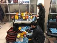 Iğdır AK Parti üyelerinden depremzede çocuklara oyuncak