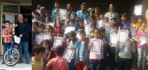 Hüsnü M. Özyeğin İlkokulunda Satranç Turnuvası