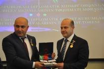 Azerbaycan Cumhurbaşkanı Aliyev'den Gazeteci Şıktaş'a onur madalyası