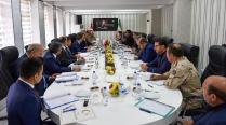 Türkiye ile İran sınır illeri  90. Alt Güvenlik Komite  Toplantısı gerçekleştirildi.