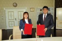 """Kardeş ülke Azerbaycan ile """"Memorandum Of Understandıng"""" Protokolü İmzalandı"""