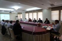 İl İstihdam ve Mesleki Eğitim  Kurulu Toplantısı Vali Sarıibrahim Başkanlığında Gerçekleştirildi