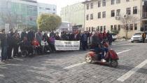 Iğdır'da, '3 Aralık Dünya Engelliler Günü' çeşitli etkinlikler ile kutlandı