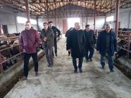 Özkan YOLCU, Mesai Gözetmesizin Sahada İşletmeleri Ziyaret Ediyor
