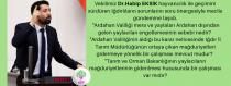 Iğdır Milletvekili  Dr.Habip EKSİK Ardahan Valiliğinin aldığı karara Tepki Gösterdi