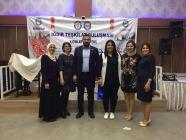 Eğitim-Bir-Sen Iğdır Şubesi Kadın Komisyonu Kadınlar Gününde bir araya geldi.