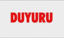 IĞDIR TİCARET VE SANAYİ ODASI BAŞKANLIĞINDAN DUYURULUR..