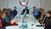 Tıbbi Atık Değerlendirme Toplantısı Yapıldı
